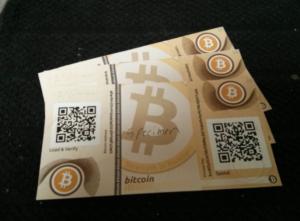 コールドウォレット・ペーパーウォレットの作成方法〜ビットコインを保管