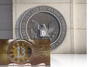 ビットコインのETFが否決(否認)により価格が急落!今後の方向性は!?