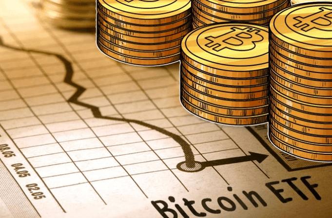 ビットコインが14万円台へ上昇!〜ETF上場の期待感か!?
