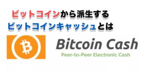 ビットコインキャッシュ(BCH)とは?取引できる仮想通貨取引所について