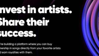 Rayal〜DJ,3LAUが立ち上げた音楽に投資するNFTプラットフォーム