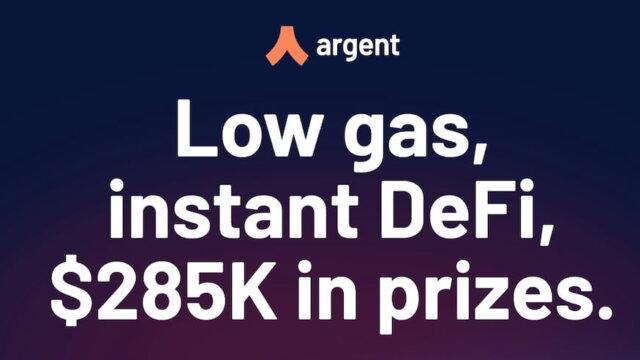 Argent(エージェント)〜DeFi,L2に対応したイーサリアムウォレット